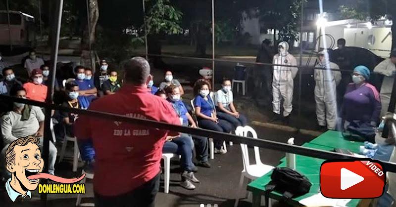 20 empleados de una empresa de Álex Saab en Vargas están infectados con el virus