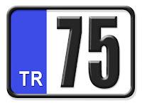75 Ardahan Plaka Kodu