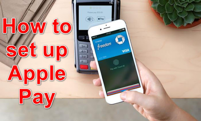 how to setup apple pay