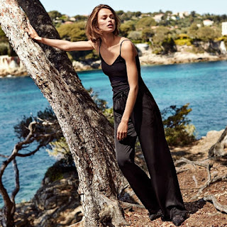 Lookbook Natural Ease de H&M verano 2017