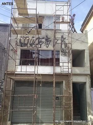 grafiato em azulejo
