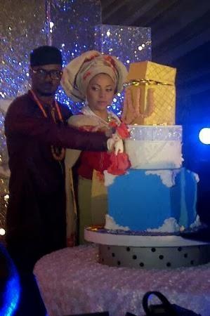 BZSRbRwCYAABDPw Photos from Peter Okoye and Lola Omotayos traditional wedding