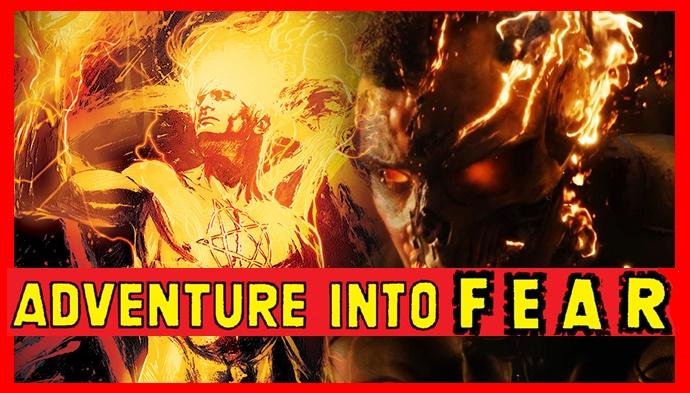Resultado de imagem para adventure into fear marvel616