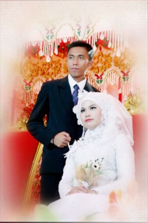 Pernikahan HAYARDIN, S.Pd dengan Mahgfirah, S.PdI