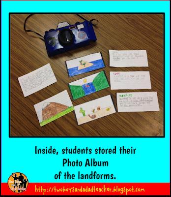 Landforms Camera Project