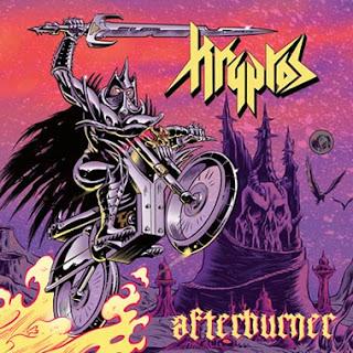 """Το βίντεο των Kryptos για το """"Mach Speed Running"""" από το album """"Afterburner"""""""