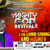 2020 Mighty God Revival holds in November