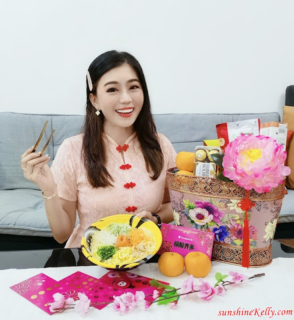 HUAT A DEAL,  Foodpanda CNY Deals, Promo Codes, and Vouchers, foodpanda, gourmet cny gifts hampers, online instant hampers, yee sang promo, lifestyle