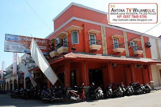 jual  ANTENA TV Bagus WAJANBOLIC Jl. Sis Al Jufri Kompleks Palu Plaza Palu Sulawesi Tengah