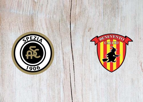 Spezia vs Benevento -Highlights 06 March 2021