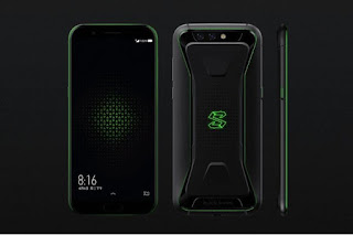 See Specs of Xiaomi Black Shark: The Real Gaming Smartphone