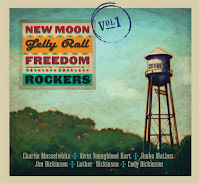 New Moon Jelly Roll Freedom Rockers' Volume 1