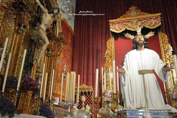 Monte-Sión aplazada la decisión sobre la restauración del Señor de la Oración en el Huerto