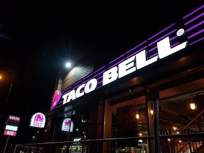 Taco Bell on Peel Street in Barnsley