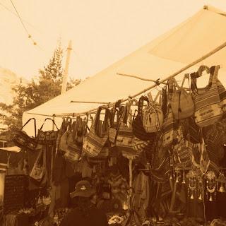 Feira de Pisac, no Vale Sagrado