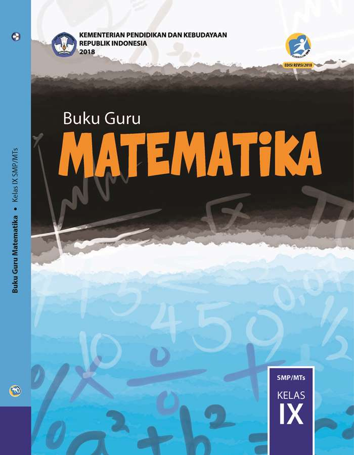 Buku Guru Kelas 9 Matematika