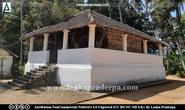 Yathurugehuliyadda temple