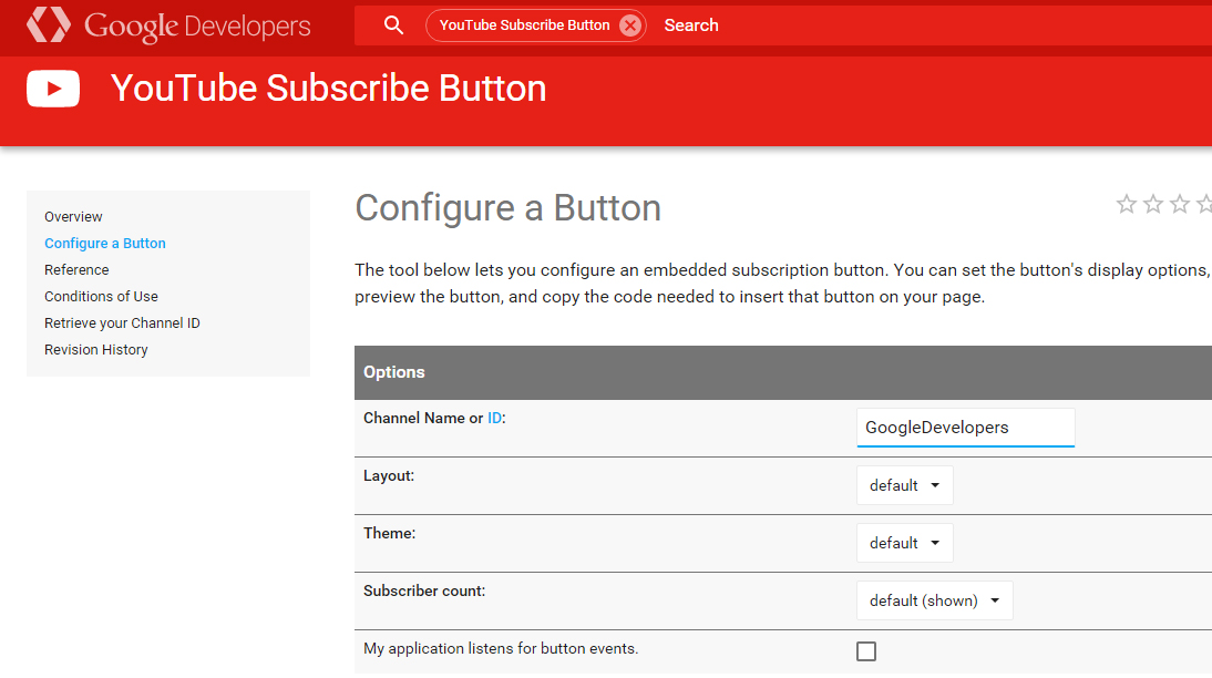 How to Add YouTube Subscribe Button in Blogger Blog