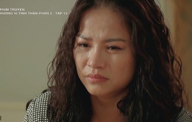 """Bà Sa trong phim """"Hương vị tình thân"""" có thật là mẹ Thy?"""