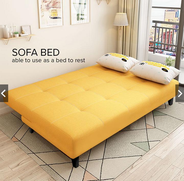 Beli Online Sofa Bed Murah dan Cantik