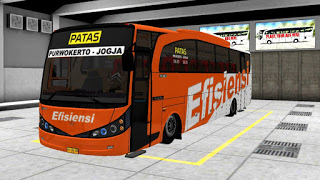 Marcolove, Model Bus Simulator Indonesia!