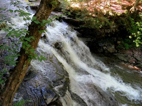 LIttle Niagara Falls Steuben County