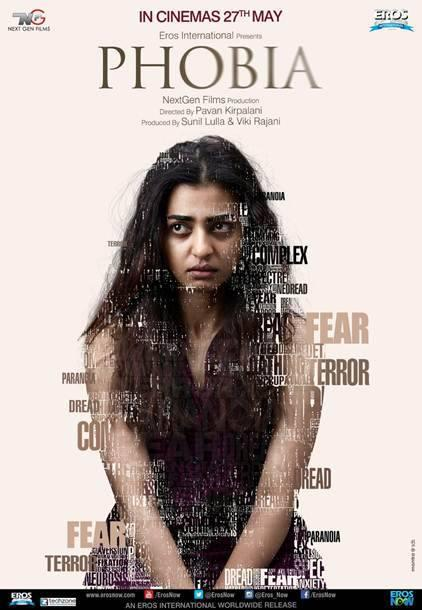 Watch Phobia (2016) DVDRip Hindi Full Movie Watch Online Free Download