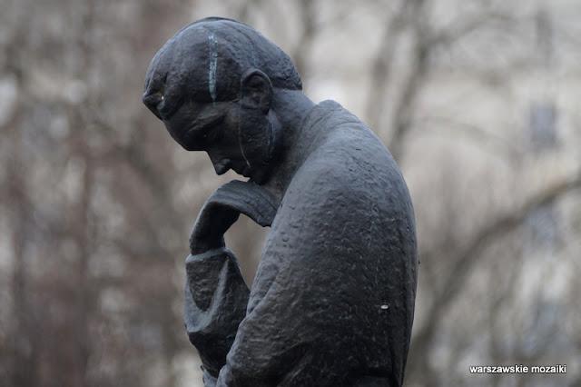 Warszawa Warsaw Ochota pomnik monument chemiczka