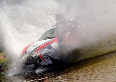 Rally Argentino Córdoba 2016