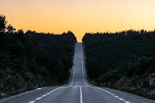 Long road in Nerdy Biatch blog