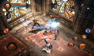 Dungeon Hunter 2 mod apk+ data