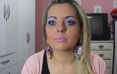 Tutorial  Maquiagem para Debutantes com Vídeo  - Festa de 15 anos