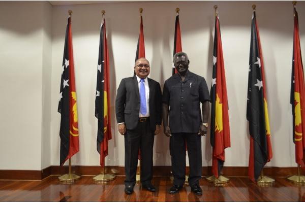 Papua Nugini Tak Masalah ULMWP Jadi Anggota MSG
