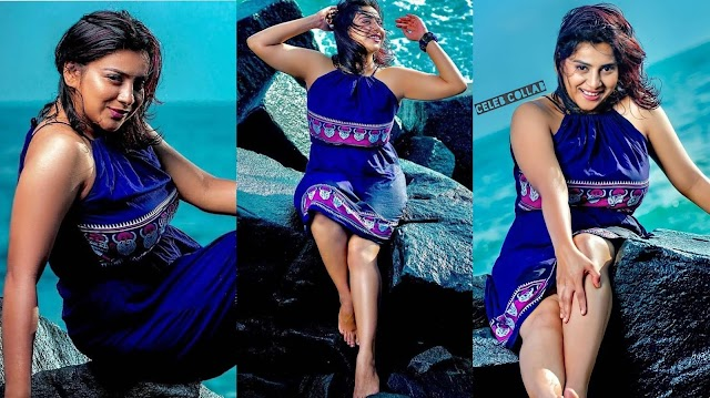 Anna Reshma Rajan latest hot photoshoot