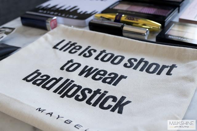 haul maquillaje Maybelline