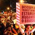 As manifestações de ruas que não convencem grande parte do povo brasileiro, porque, ein?