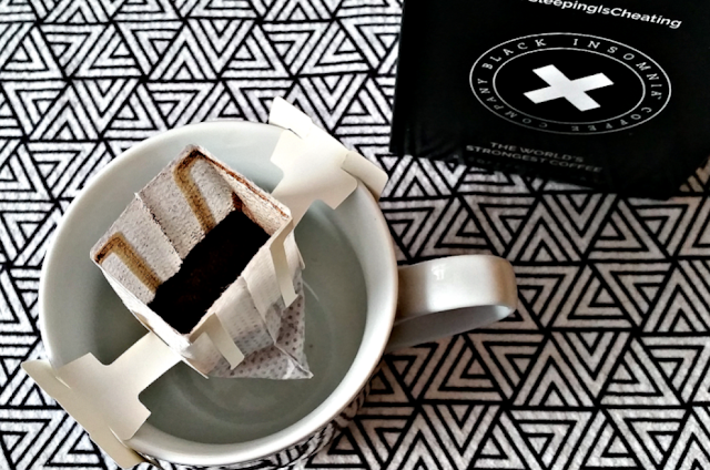 Black Insomnia Pour-Over Bags