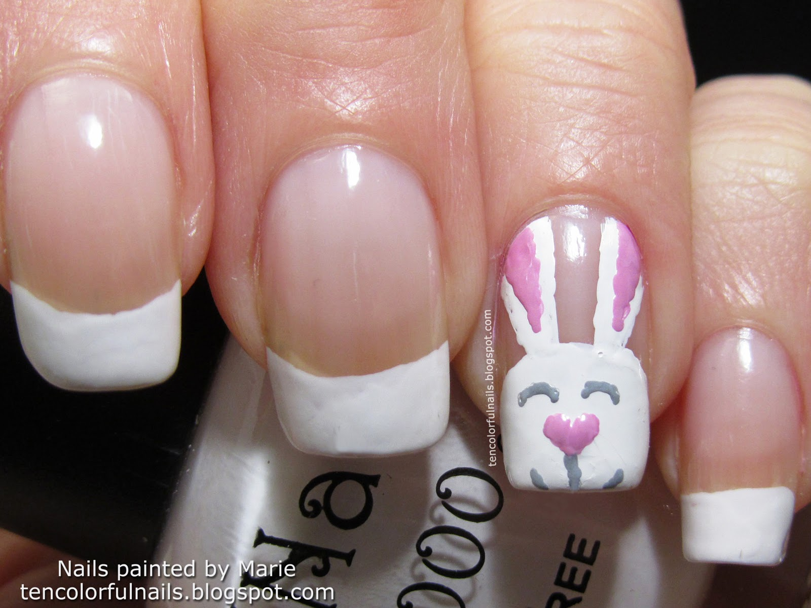 Editor's Choice Winner #1 of The Easy-Nail Art's Egg ...