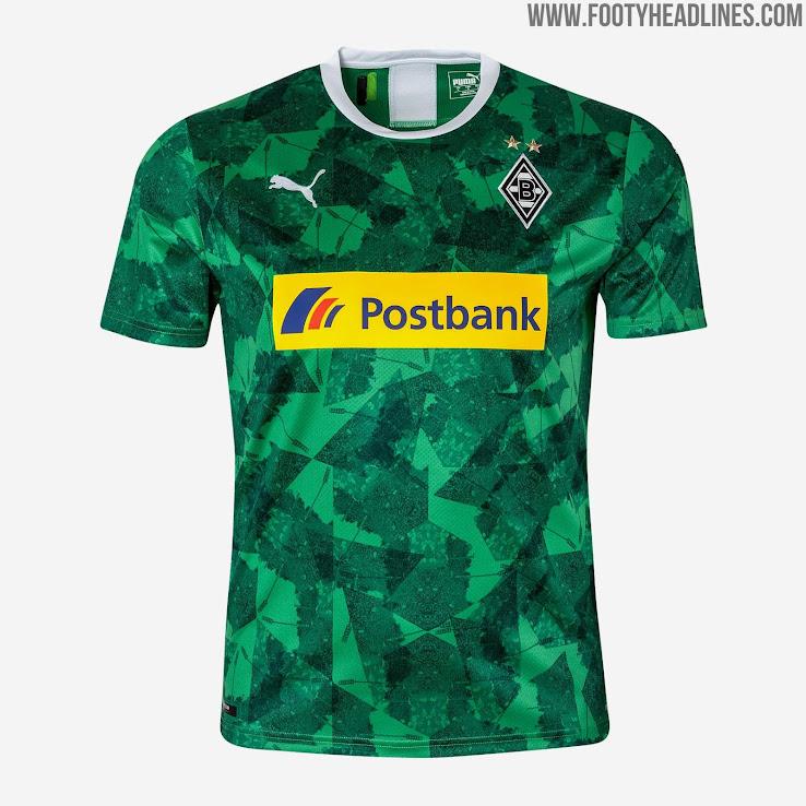 Borussia Mönchengladbach Trikot AWAY 19//20 *NEU*