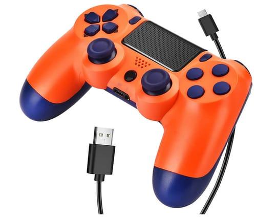 Wiv77 PS4 Remote Wireless Controller