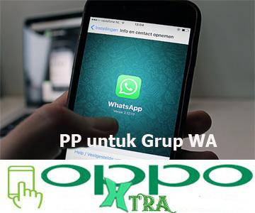 PP untuk Grup WA