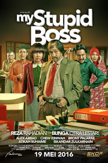 My Stupid Boss (2016) Webdl