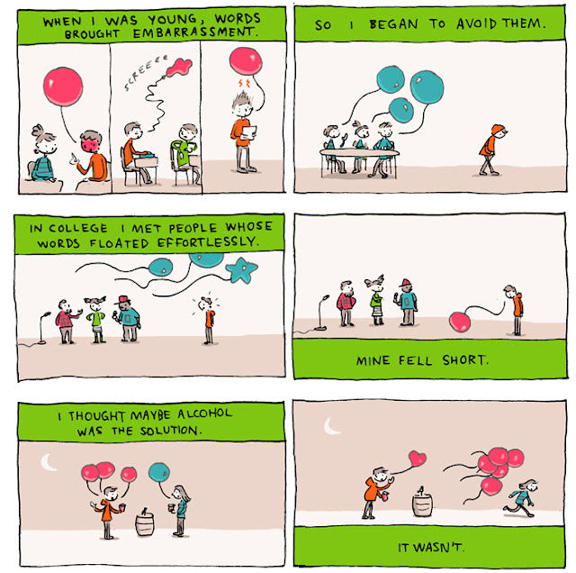 incidental comics, word problems, introvert