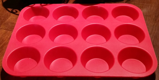 BakeMaster 12 Cup Silicone Muffin and Cupcake Pan #BakeMaster12Cup #BakeMaster12Cup