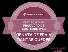 Renata Fraia Portfólio (Redação Web - Marketing de Conteúdo)