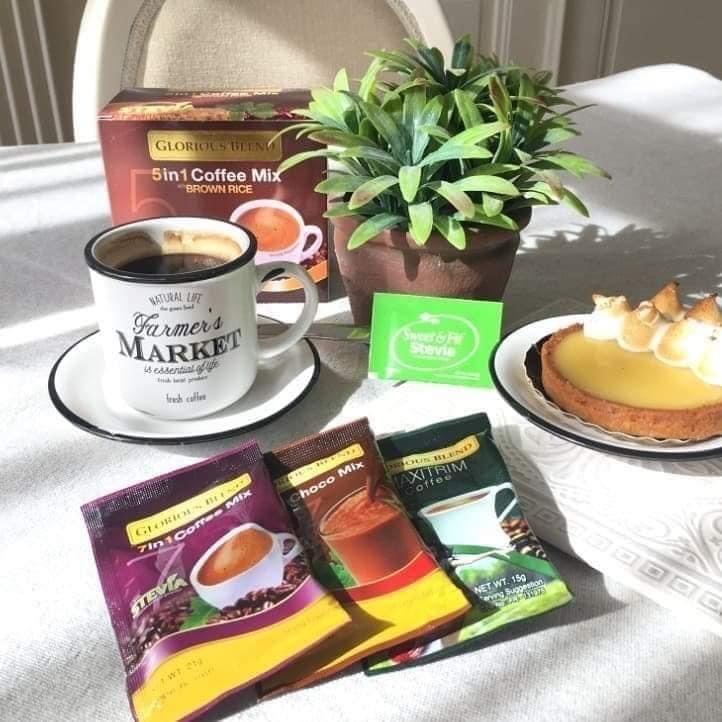 Glorious Coffee mixes