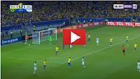 مشاهدة مبارة البرازيل والأرجنتين نهائي كوبا امريكا بث مباشر