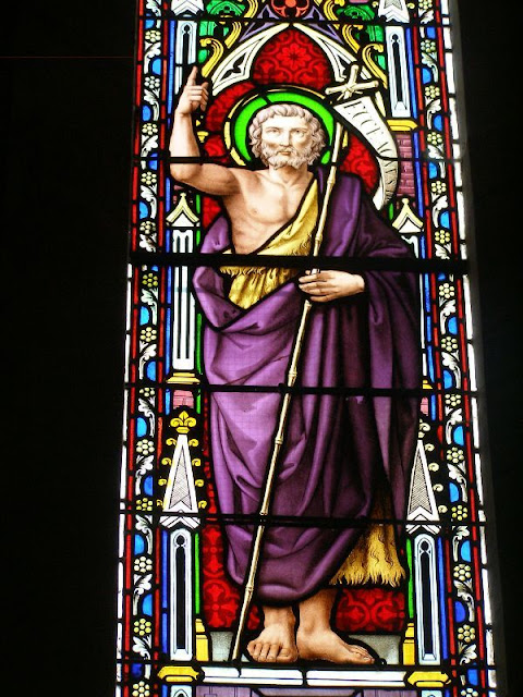 église de Bussy Albieux - Saint Jean Baptiste ©Défrade kt42