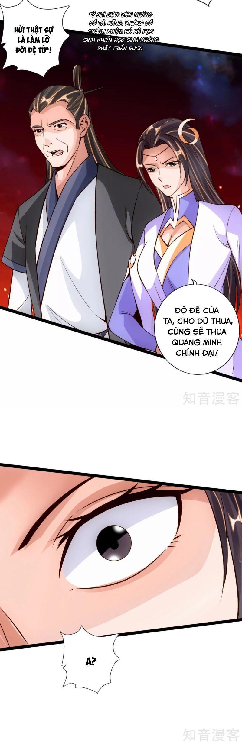 Tiên Võ Đế Tôn chap 107 - Trang 7