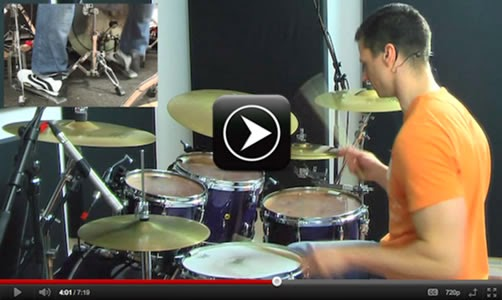 Cara Membuat Video Drum